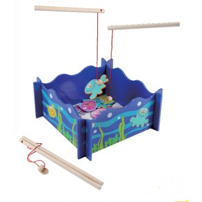 Fishing Game Toy Classic World