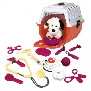 dalmatian dog vet medical kit