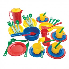 Dantoy Kitchen Play Time Set Toy