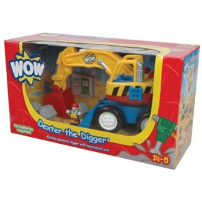 WOW Toy Dexter the Digger
