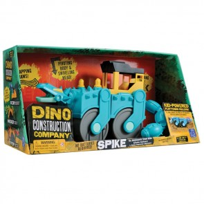 Dino Construction Spike boy toy