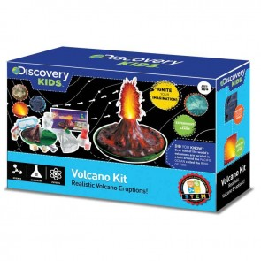 Discovery Kids - Volcano eruption kit
