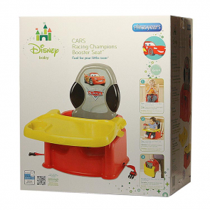 The Disney Cars Baby Booster Seat