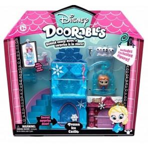 Disney Doorables Playset Frozen Ice Castle