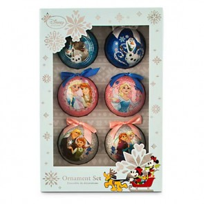 disney frozen christmas tree decoration
