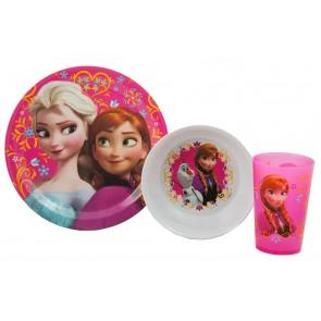 disney frozen cup bowl plate