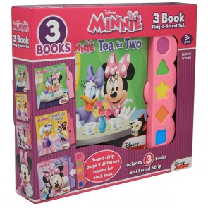 Minnie Mouse Play Sound Book Set