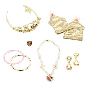 disney princess costume accessories set