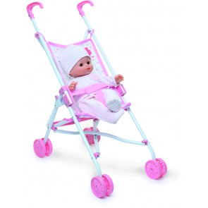 Doll Push Chair Petitcollin