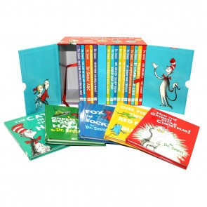 dr seuss children book set 20 books