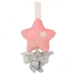 Dumbo Plush baby cot toy