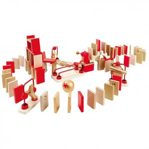 Dynamo Dominoes wooden toys