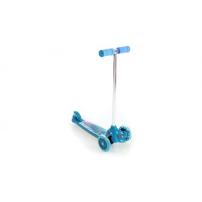 Eurotrike Twist And Roll Tri Scooter Blue