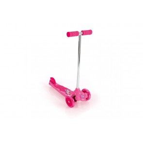 Eurotrike Twist & Roll Tri Scooter - Pink