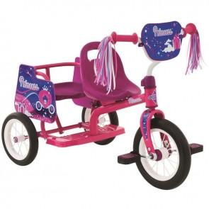 Eurotrike Tandem Trike Pink girl