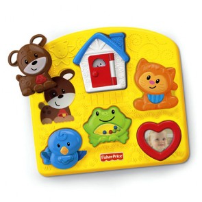 Fisher Price Activity Puzzle