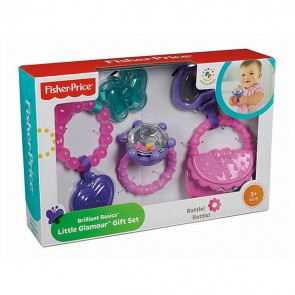 Fisher-Price Baby girl Gift Set