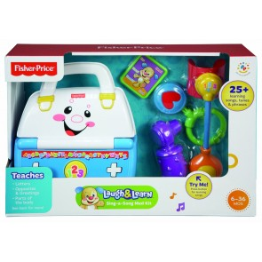 Fisher Price learning medical kit