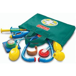 Fisher Price Doctor Medical Kit Toy