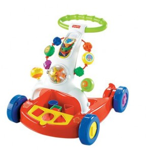 Fisher Price toddler baby Walker