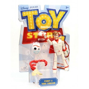 forky and duke caboom posebale figure toy story 4