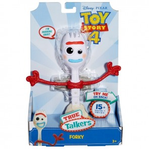 forky talking action figure toy story 4