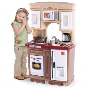 Fresh Accents Kitchen Set Toy step2
