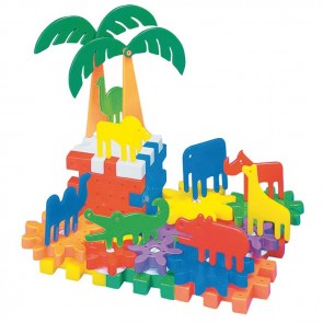 Georello-Jungle-50Pcs