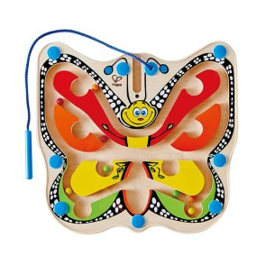 Hape Colour Flutter Butterfly Maze Toy