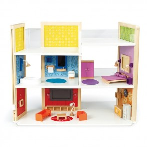 Hape Dream Wooden Doll House Toy