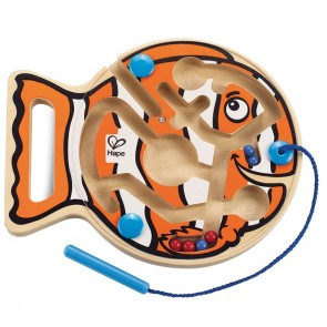 Hape Fish Magnetic Marble Maze
