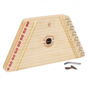 Hape Happy Harp wooden music instrument