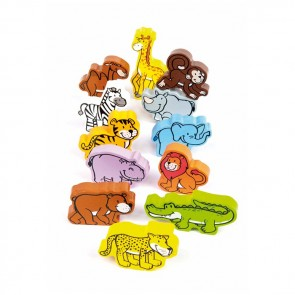 Hape Jungle Parade wooden toy