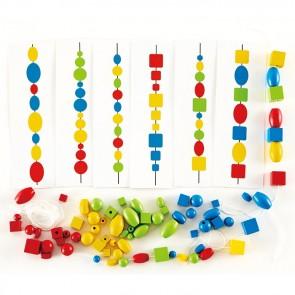 Hape Logic Beads toy