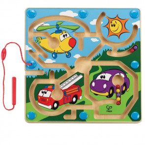Hape Mighty Motors Marbles Toy