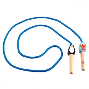Hape Penguin Skipping Rope