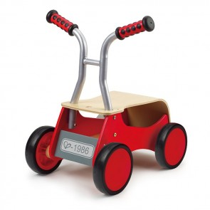 hape little red rider toy