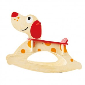 Hape Rocking dog ride on toy