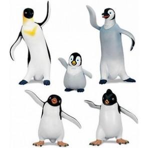Happy Feet 2 figurines