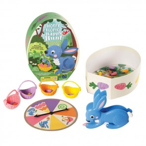 Hoppy Floppy's Bunny Hunt Game