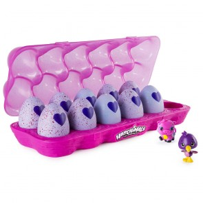 Hatchimals Egg Carton one dozen