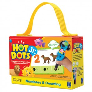 Hot Dots Number and Sequencing  Educational Insights