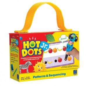 Hot Dots Patterns Cards Educational Insights