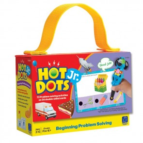 Hot Dots Problem and Solving
