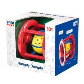 Humpty Dumpty rolling Toy