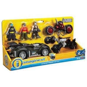 Imaginext Batman figure Set