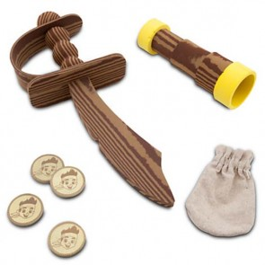 Jake Pirate children costume Accessory - Sword Spyglass