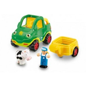 WOW Toys Jessie Farmer Jeep  car