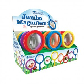 Jumbo Magnifier Set of 12