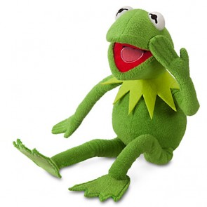 KERMIT THE FROG PLUSH